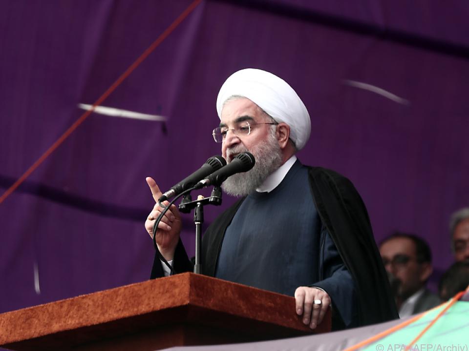 Wahlen Präsident Iran: Präsidentenwahl im Iran begonnen