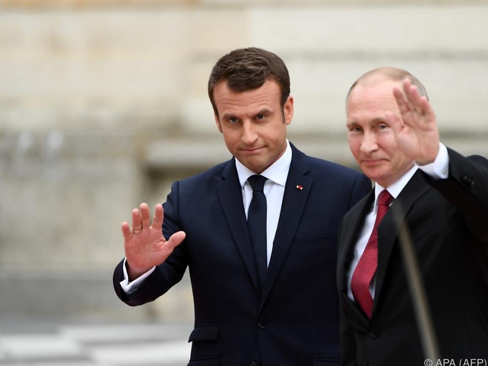 Schwierige Gespräche zwischen den beiden Staatschefs