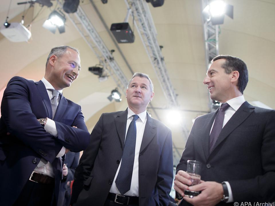SPÖ-Spitze verlässt sich auf die Basis
