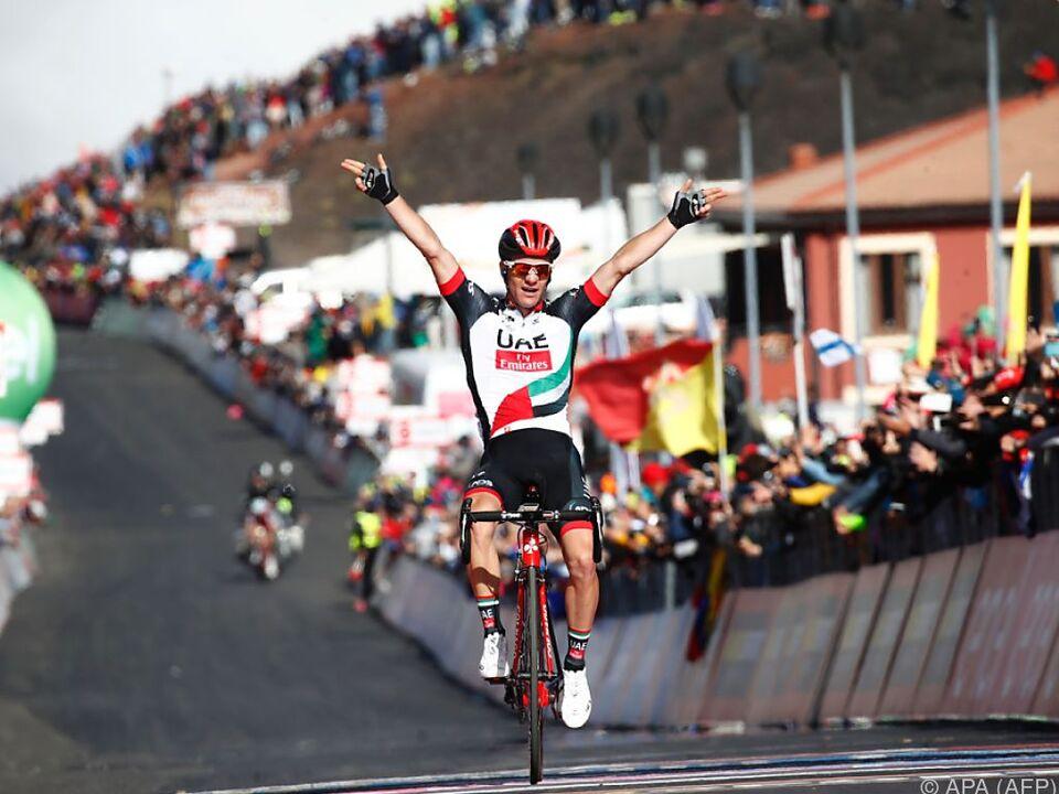 Tagessieg ging an den Slowenen Jan Polanc