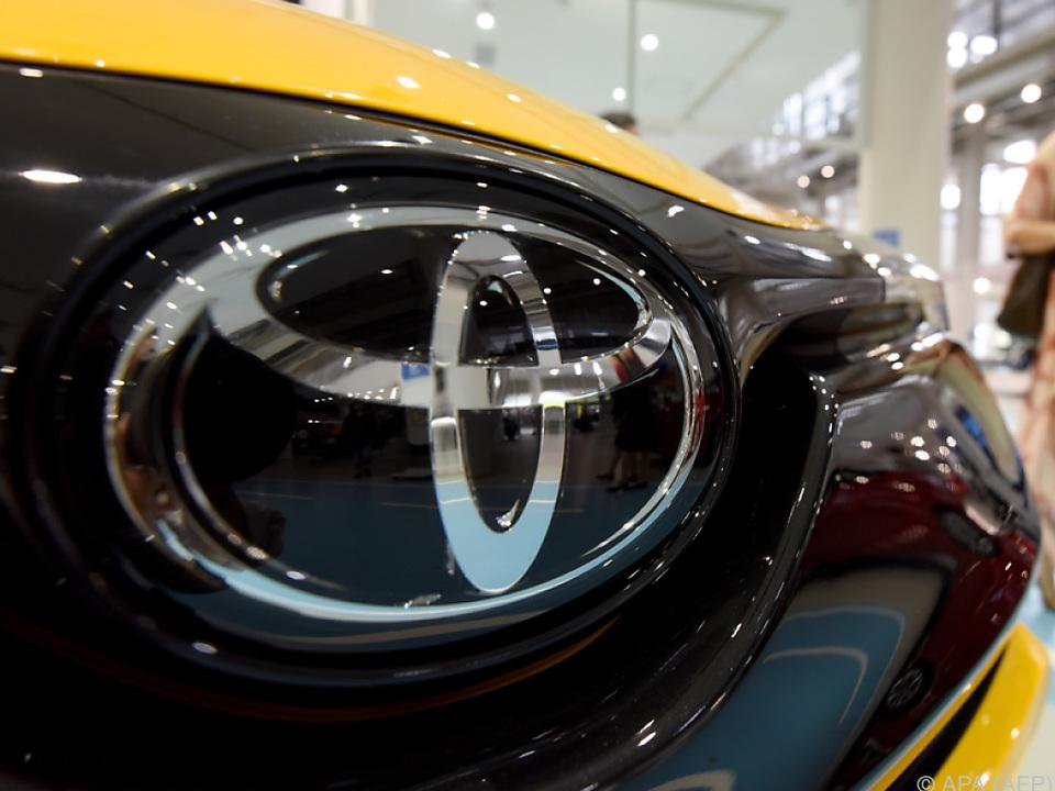 Toyota will in die Zukunft des \