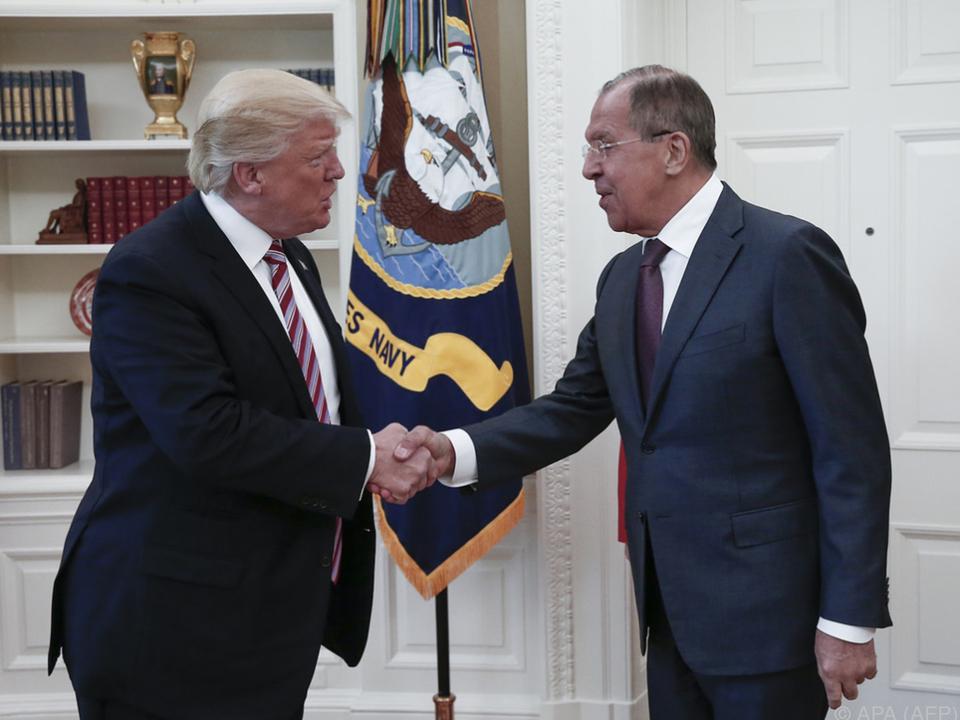 Trump immer stärker unter Druck