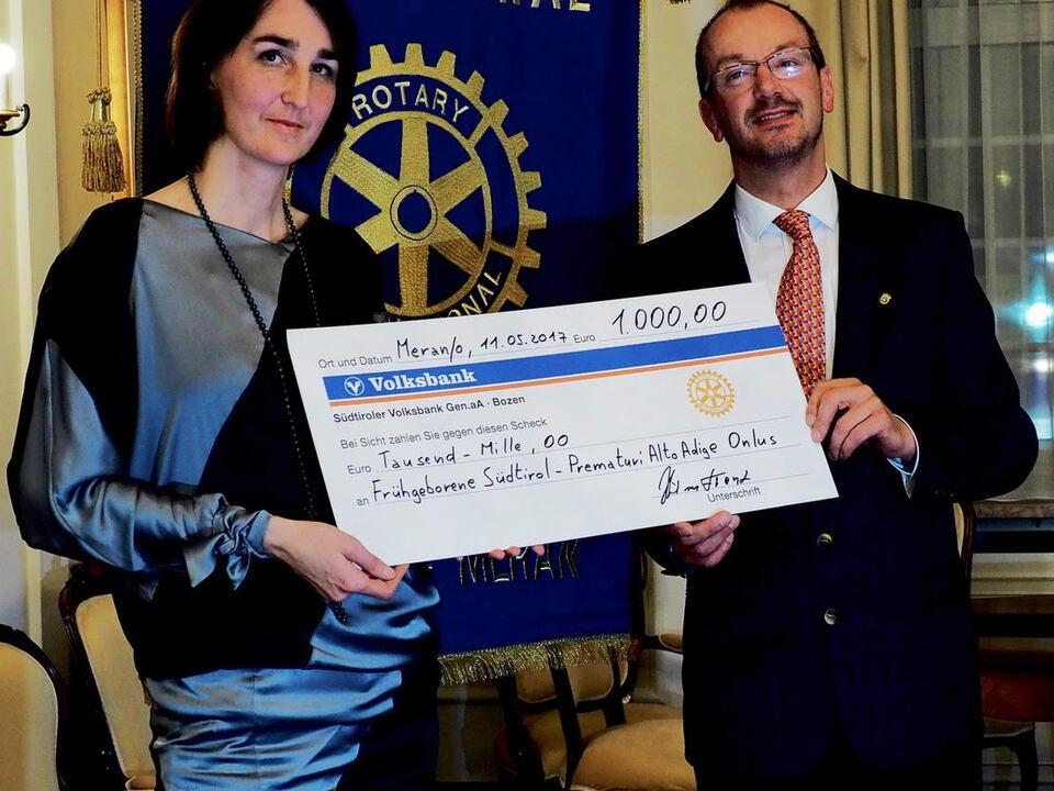 Rotary Club Meran