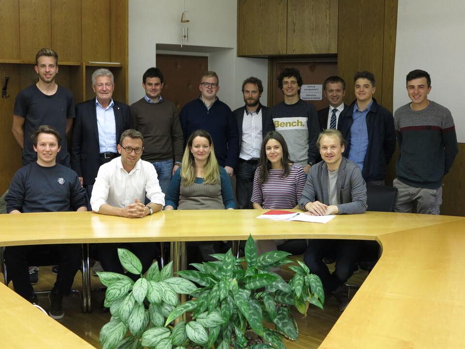 Bezirksausschuss Junge Generation Unterland