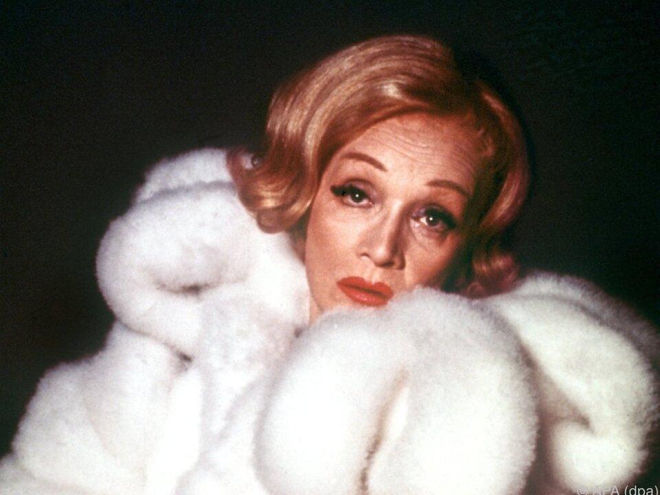 Von vielen vergöttert, starb Marlene Dietrich doch einsam