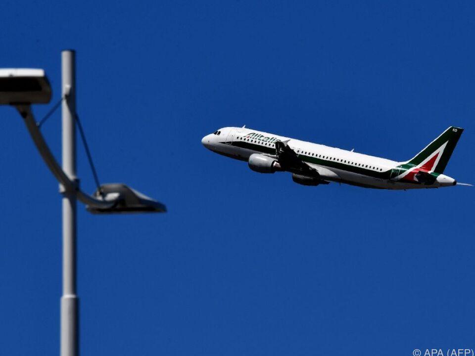 Was wird aus der Alitalia?