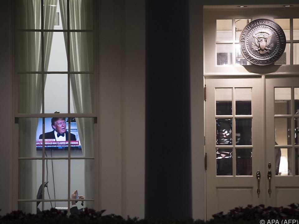 Vorwurf des Geheimnisverrats: Putin will Notizen zu Gespräch zwischen Trump