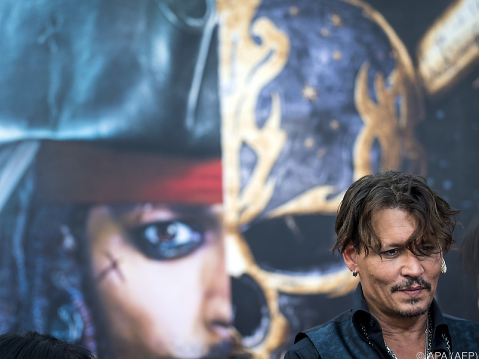 Wurde Johnny Depps neuer \