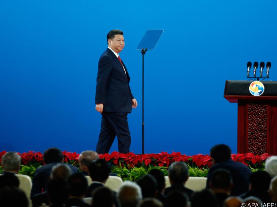 Xi Jinping sieht das Großprojekt als Riesenchance