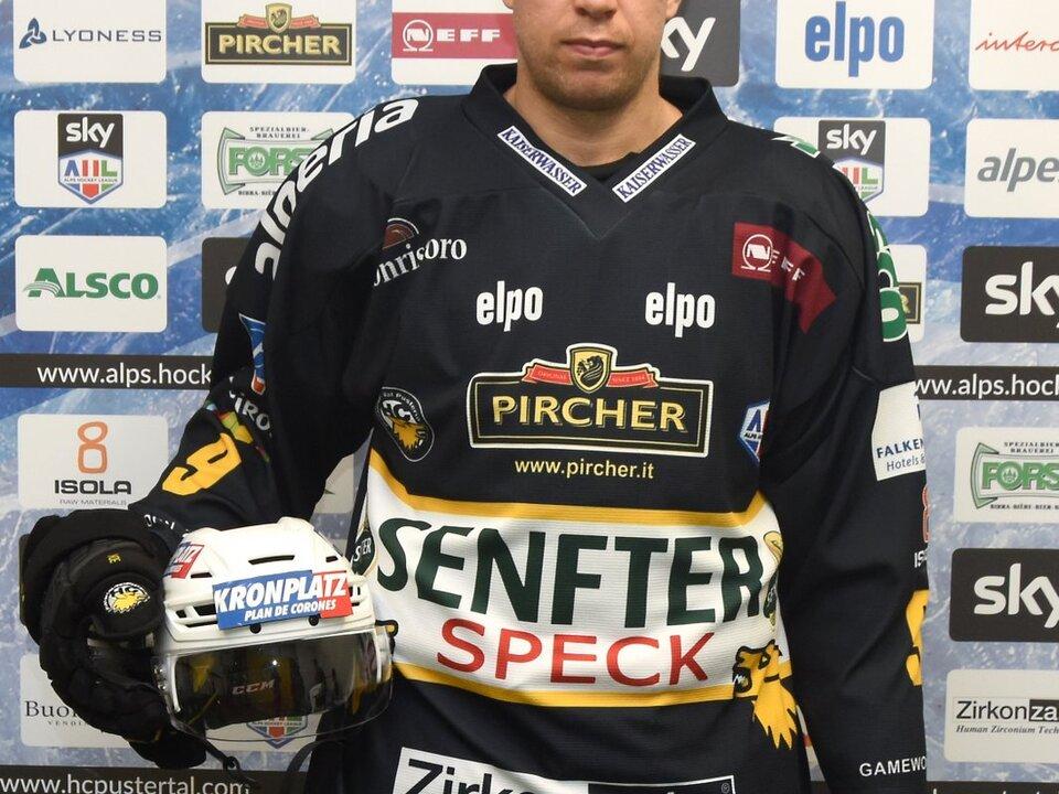 Armin Hofer HC Pustertal