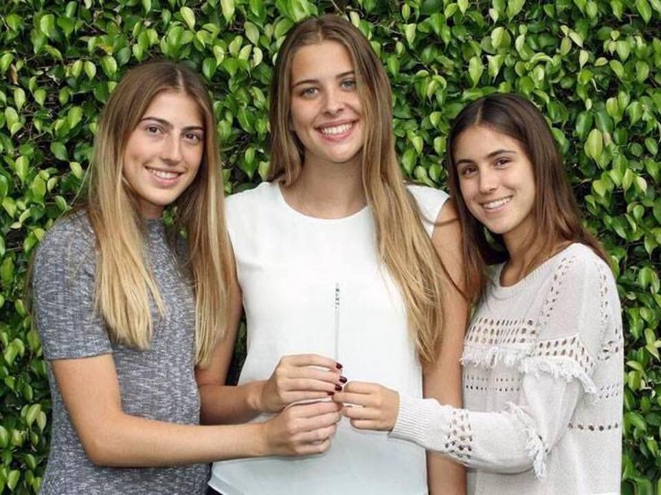 Schülerinnen entwickeln Strohalm gegen K.O.-Tropfen
