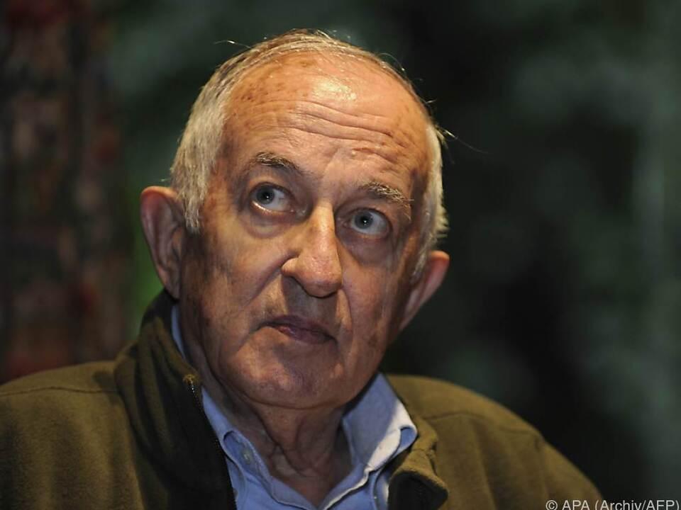 2014 erhielt der Intellektuelle den renommierten Cervantes-Preis
