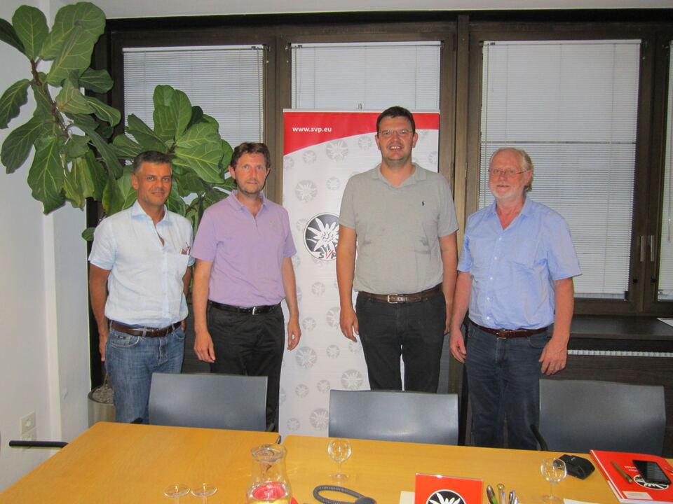 SVP Wirtschaftsausschuss Burgenland