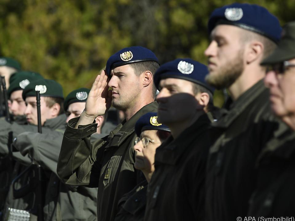 60 Soldaten im Raum Hodmezovasarhely im Einsatz