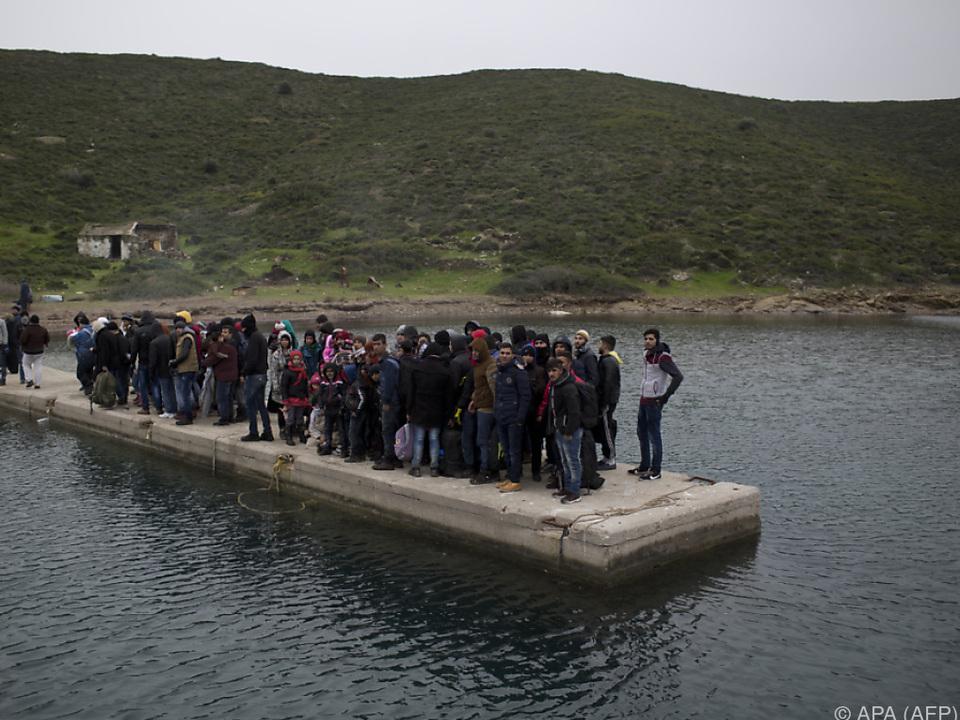 Neuer Höchststand bei Flucht und Vertreibung