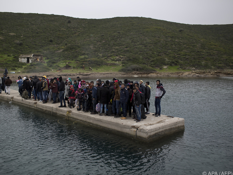 UNO: Neue Rekordzahl an Flüchtlingen