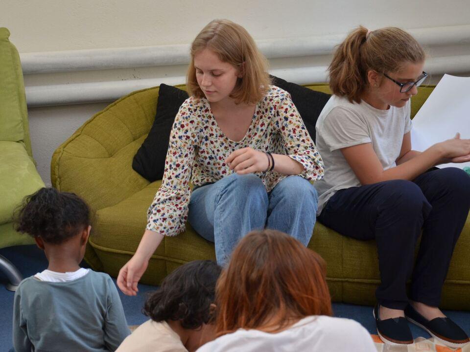 Zeilerhof Sprache Flüchtlinge