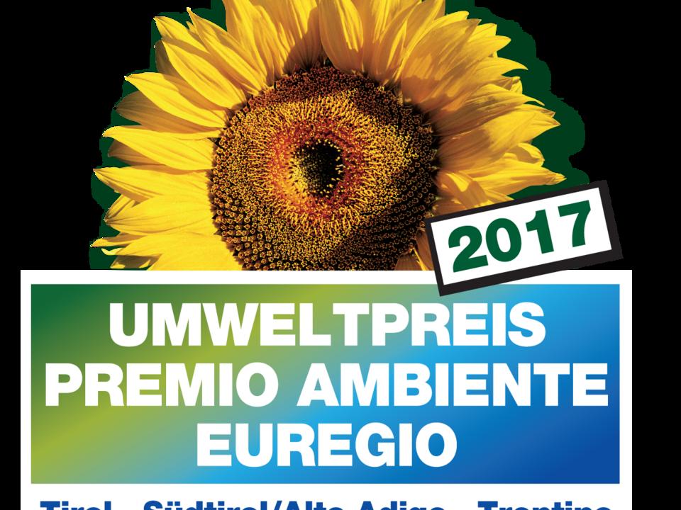 Logo Euregio-Umweltpreis 2017