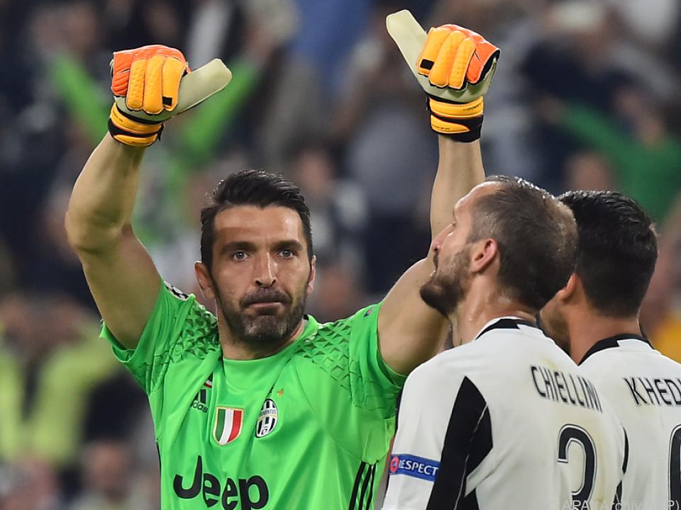 Abwehr von Juventus kassierte nur drei Gegentore