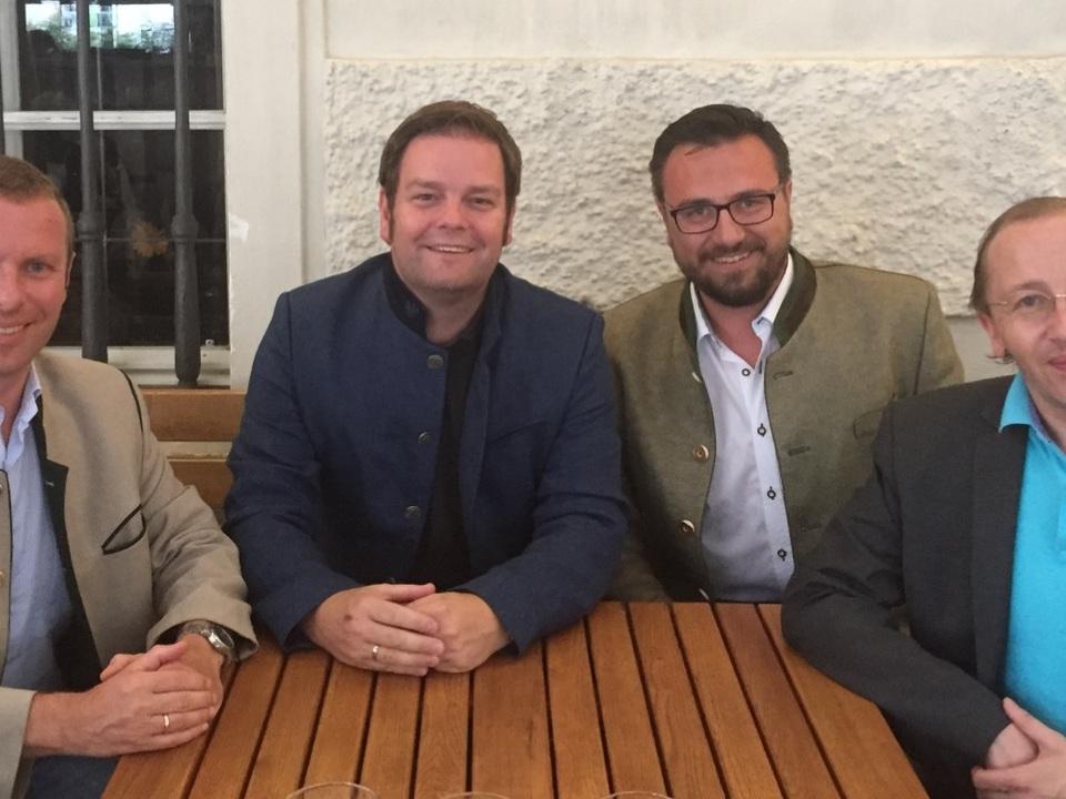 Antrittsbesuch Die Freiheitlichen/FPÖ Tirol