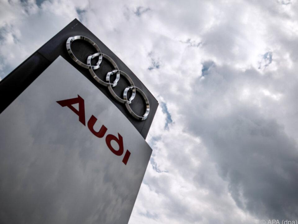 Audi setzt sich zur Wehr