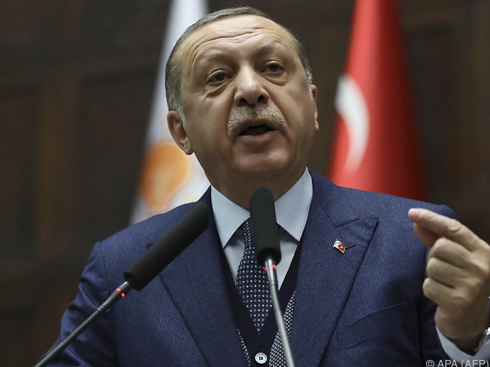 Aus Erdogans Auftritt wird wohl nichts