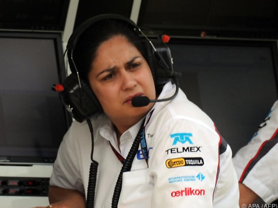 Aus für die erste Teamchefin in der Formel 1