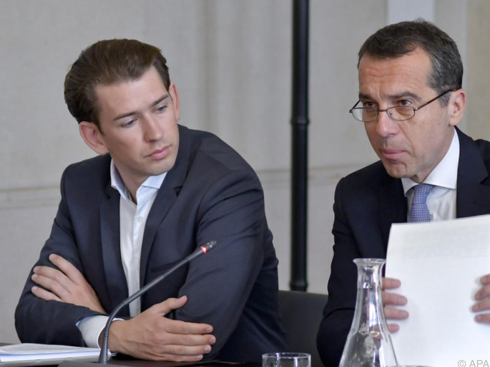 Außenminister Kurz will Druck auf afrikanische Staaten erhöhen