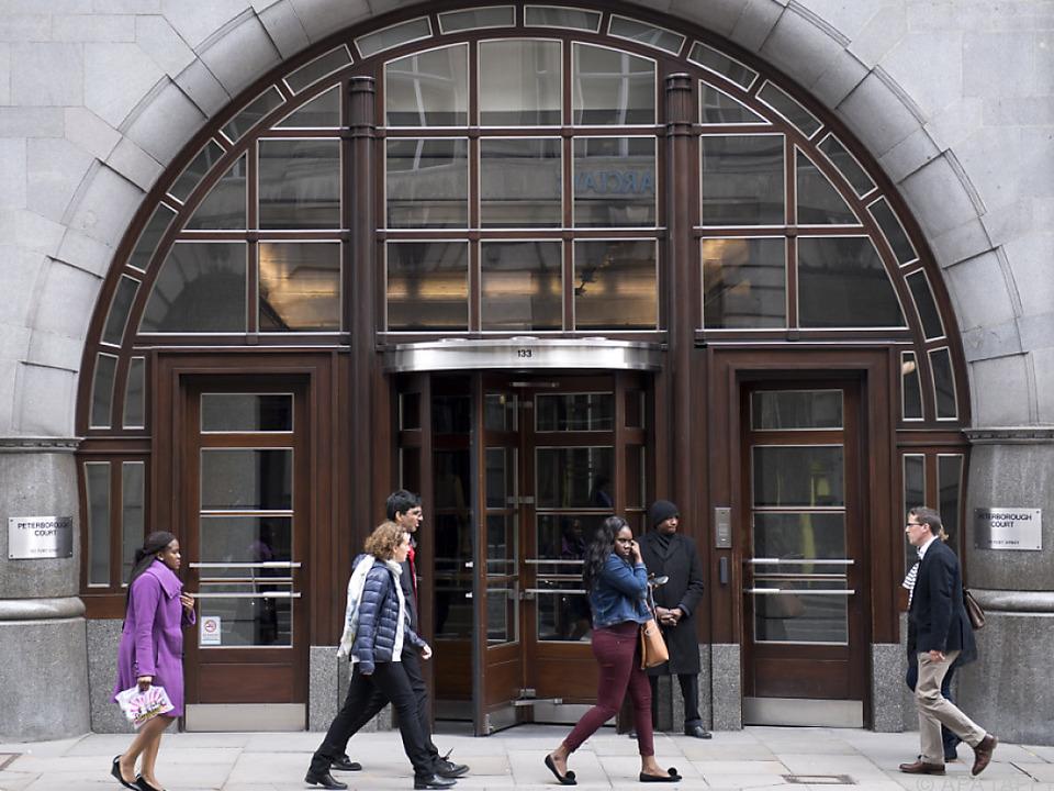Bank bereitet sich auf den Brexit vor