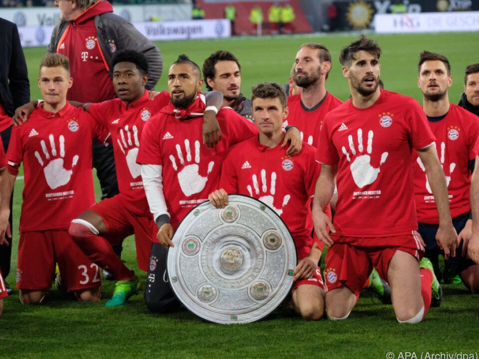 Bayern starten in der heimischen Allianz Arena in die neue Saison