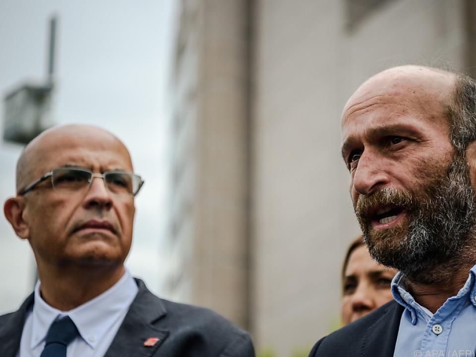 Jahre Haft für türkischen Abgeordneten
