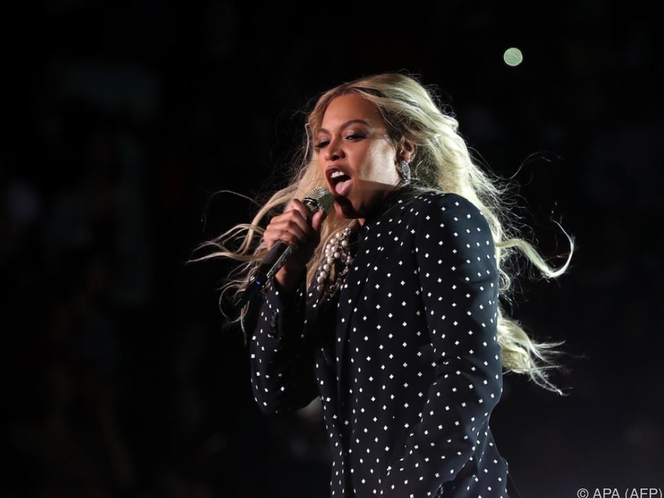 Beyonce tut Gutes