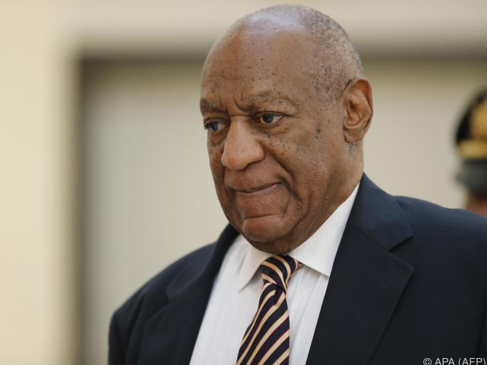 Bill Cosby steht der nächste Prozess bevor