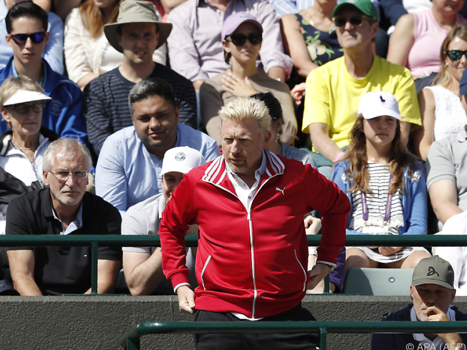Boris Becker hat noch immer viele Fans