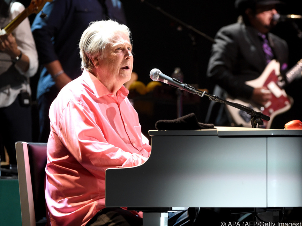 Brian Wilson feiert Geburtstag auf Tour