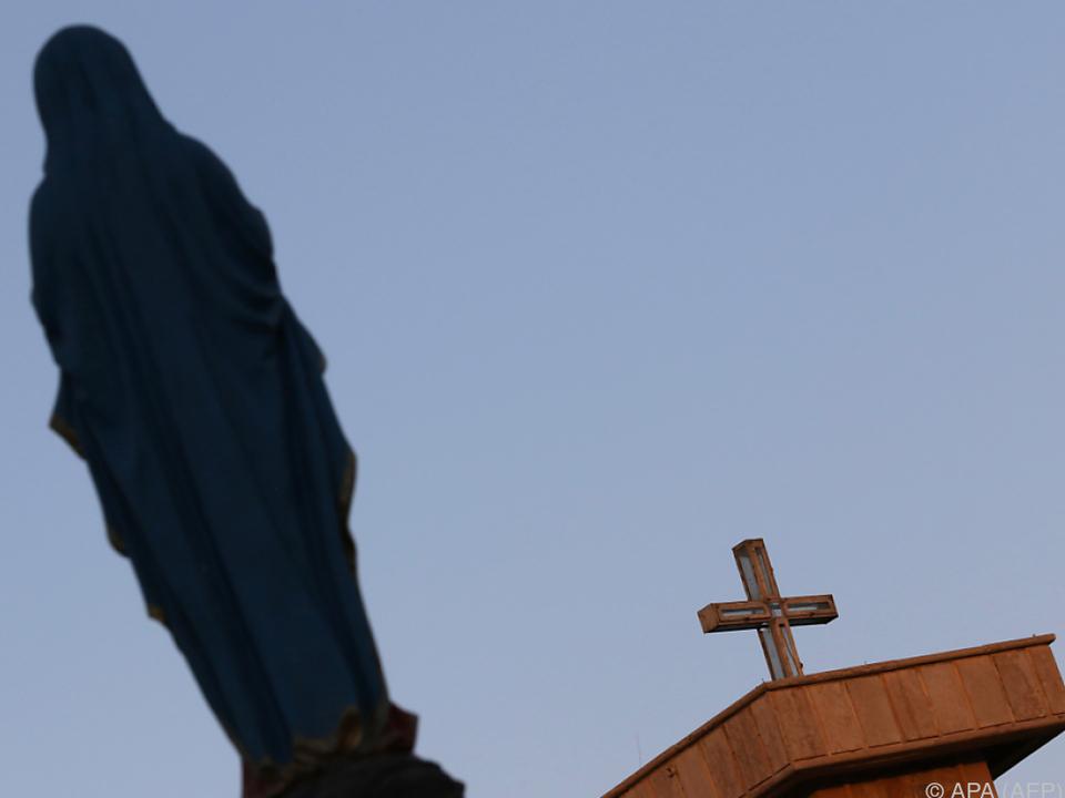 Christen werden im Irak stark verfolgt