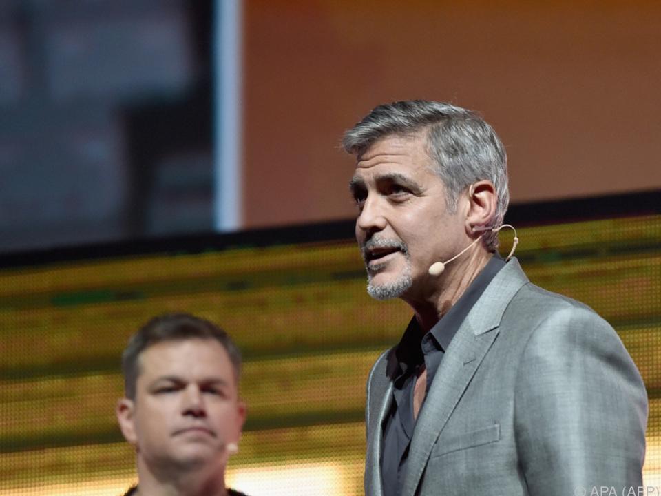 George Clooney verkauft seine Tequila-Marke