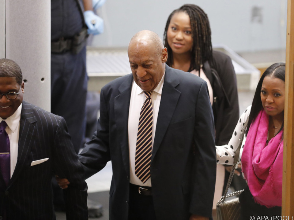 Cosby droht eine lange Haftstrafe