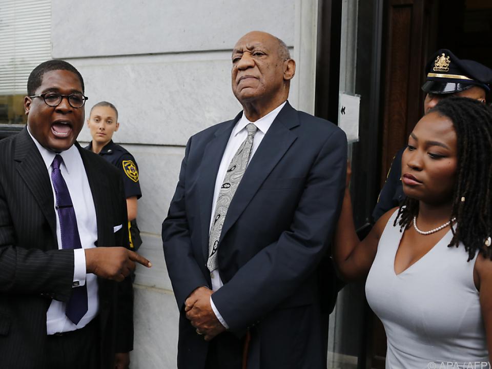 Cosby will Aufklärungsarbeit leisten - über rechtliche Aspekte