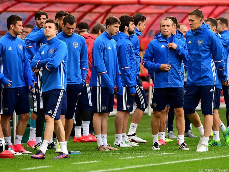 Das russische WM-Team von 2014 soll kollektiv gedopt gewesen sein