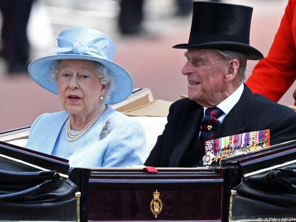 Das Volk macht sich Sorgen um den 96-jährigen Prinzen