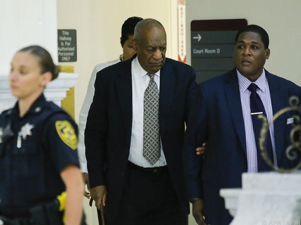 Dem TV-Star droht eine lange Haftstrafe