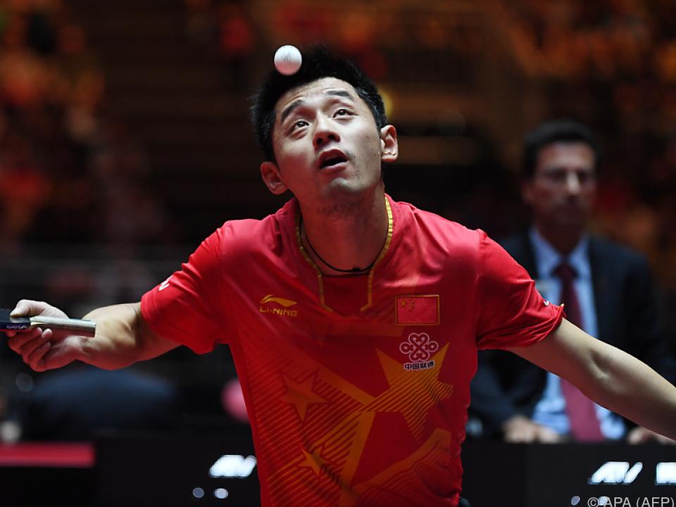 Der 29-jährige scheiterte an Lee Sang-su
