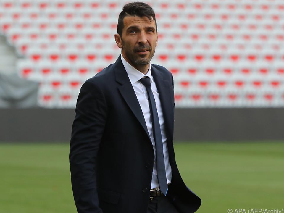 Der Champions-League-Titel fehlt Buffon noch