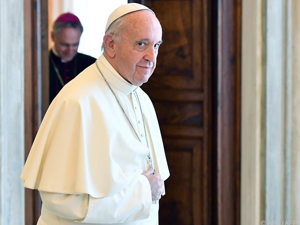 Der Papst gegen die Mafia