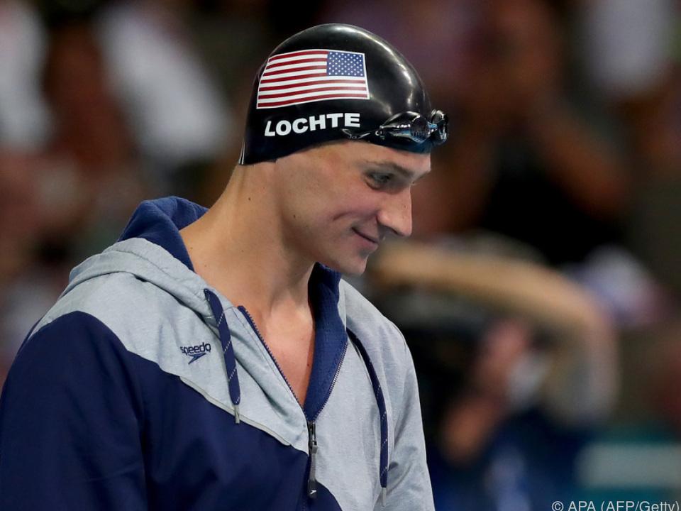 Der Schwimmer will nun sportlich wieder angreifen