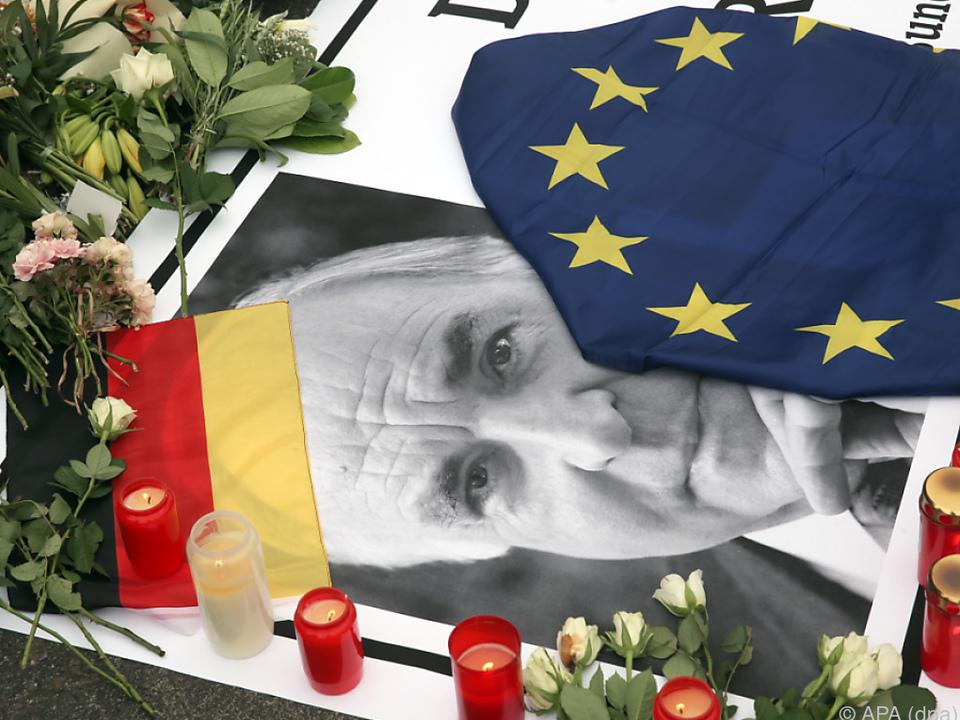 Deutschland trauert um den \