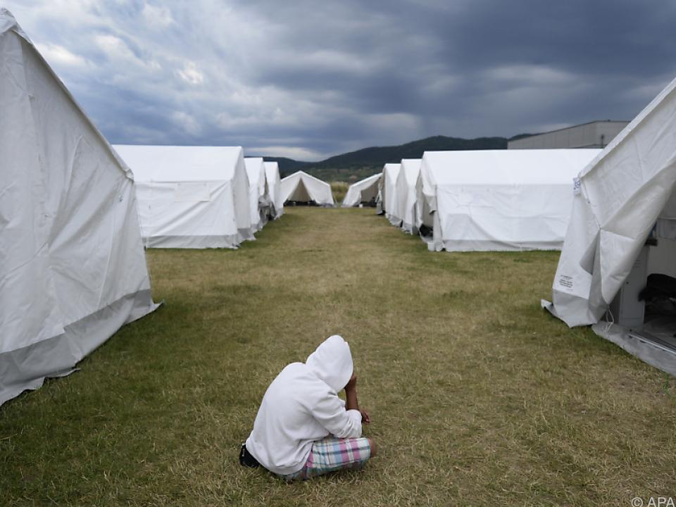 Die Asylanträge sind gesunken