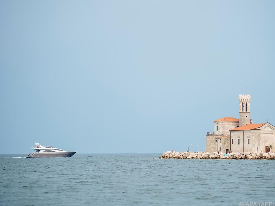 Die Bucht von Piran war lange umstritten