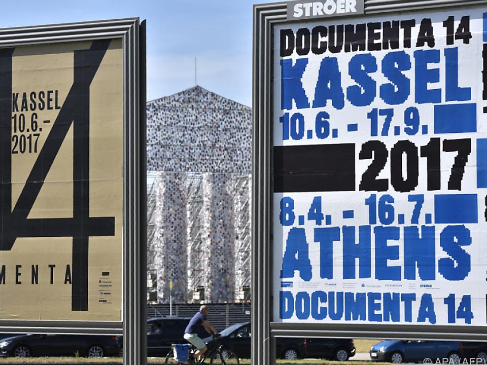 Die documenta läuft in Athen bereits seit April
